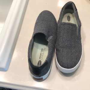 Dr. Scholl's Grey Comfortable Shoes